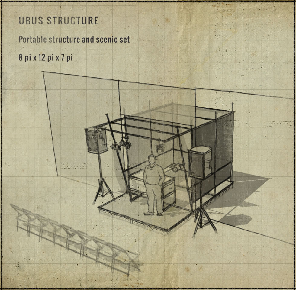 Portable structure
